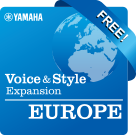Europa ('Best Of'-collectie) (Yamaha Expansion Manager compatibele data)