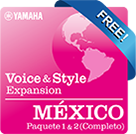 Mexican (Yamaha Expansion Manager-compatibele data)