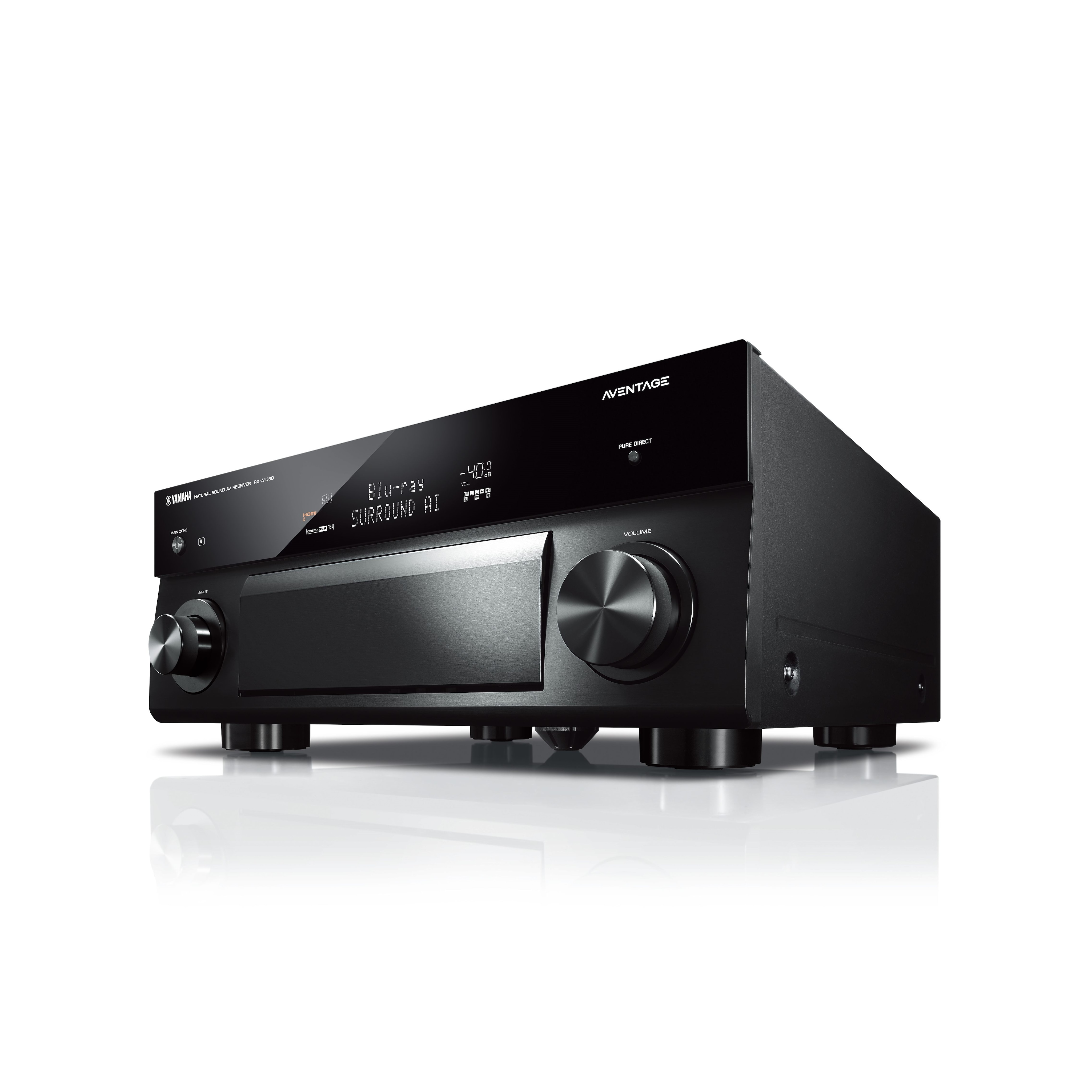 Rx A1080 Specificaties Av Receivers Audio Amp Visual