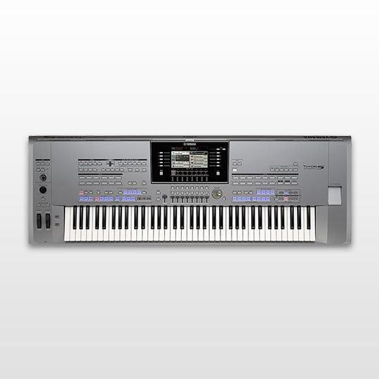 Tyros5 - Expansion Contents - Digital Workstations - Keyboards en ...