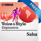 Salsa (Yamaha Expansion Manager-compatibele data)