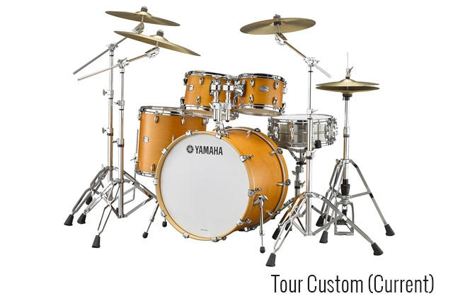 Tour Custom (Current)