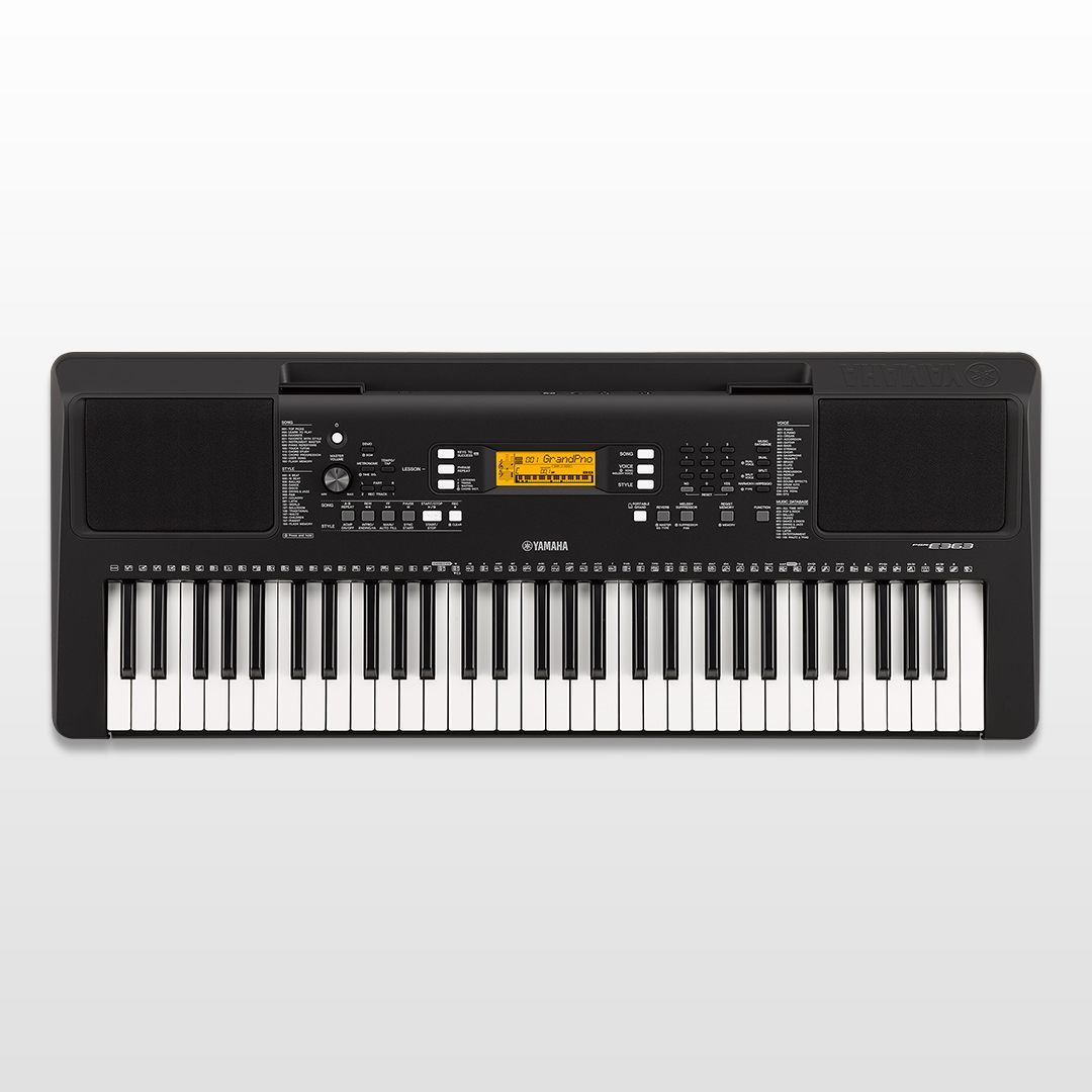 Image Host Psr E363 Overzicht Portable Keyboards Keyboards En